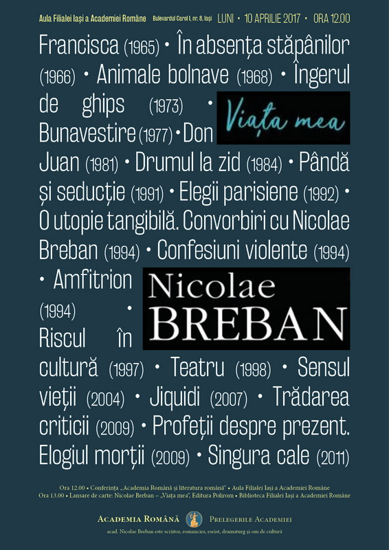 AFIS Nicolae Breban