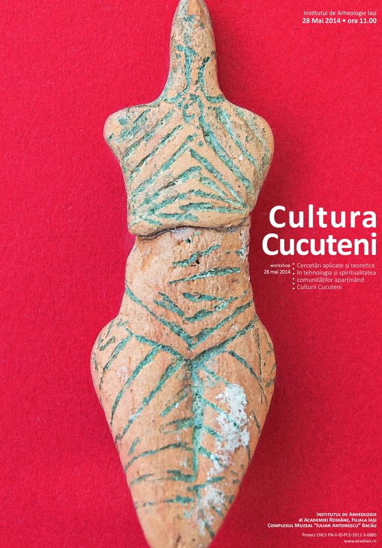 Afis Conferinta Cultura Cucuteni