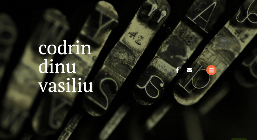 Codrin Dinu Vasiliu 2